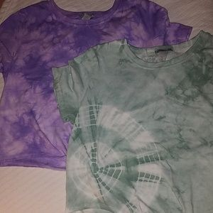 NWT Crop top bundle